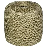 Coats Crochet and Floss Aunt Lydia's Metallic Thread Size 10-Natural and Gold