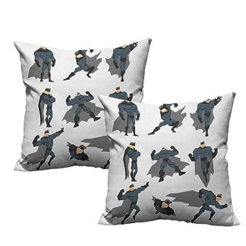 Amazon.com: warmfamily - Funda de almohada personalizada ...
