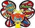 Lil' Butters Social Butterflies Collectible Figures Series 01 - Superhero