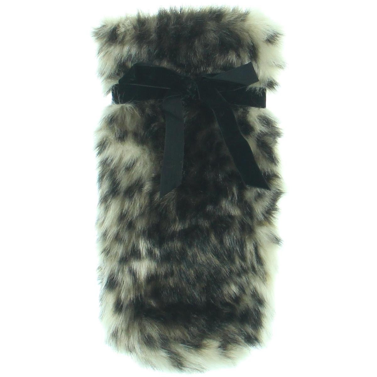 Amazon.com  INC Faux Fur Wine Bag Leopard  Kitchen   Dining 7894f831c3