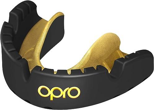 Amazon.com: OPRO - Protector bucal de nivel de oro para ...