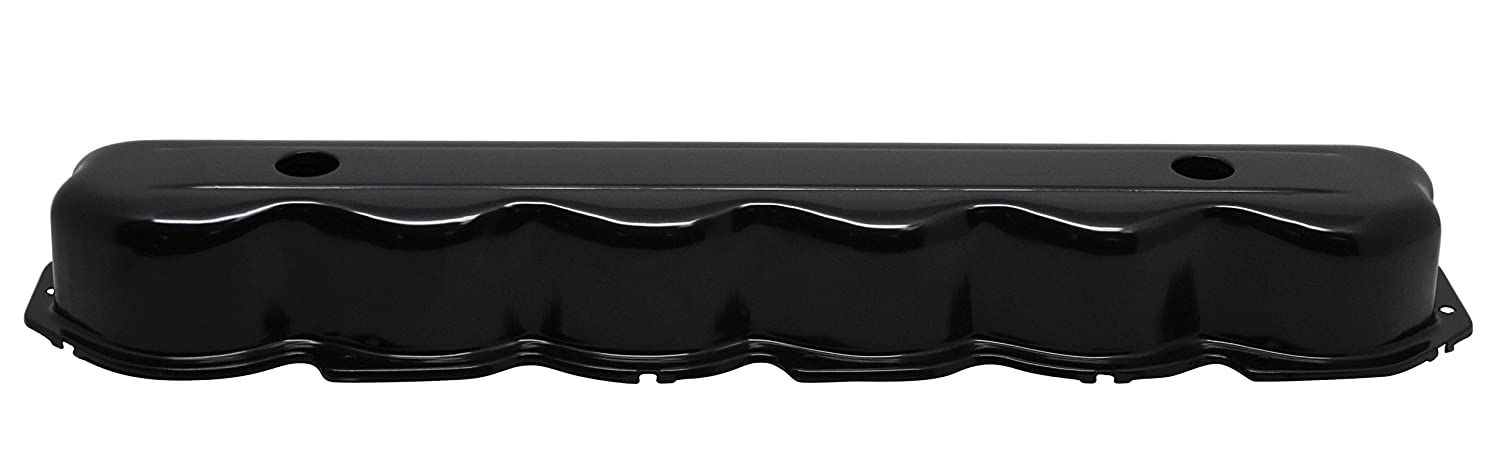 1965-89 FORD 240-300 STRAIGHT//INLINE 6 CYLINDER STEEL VALVE COVER BLACK