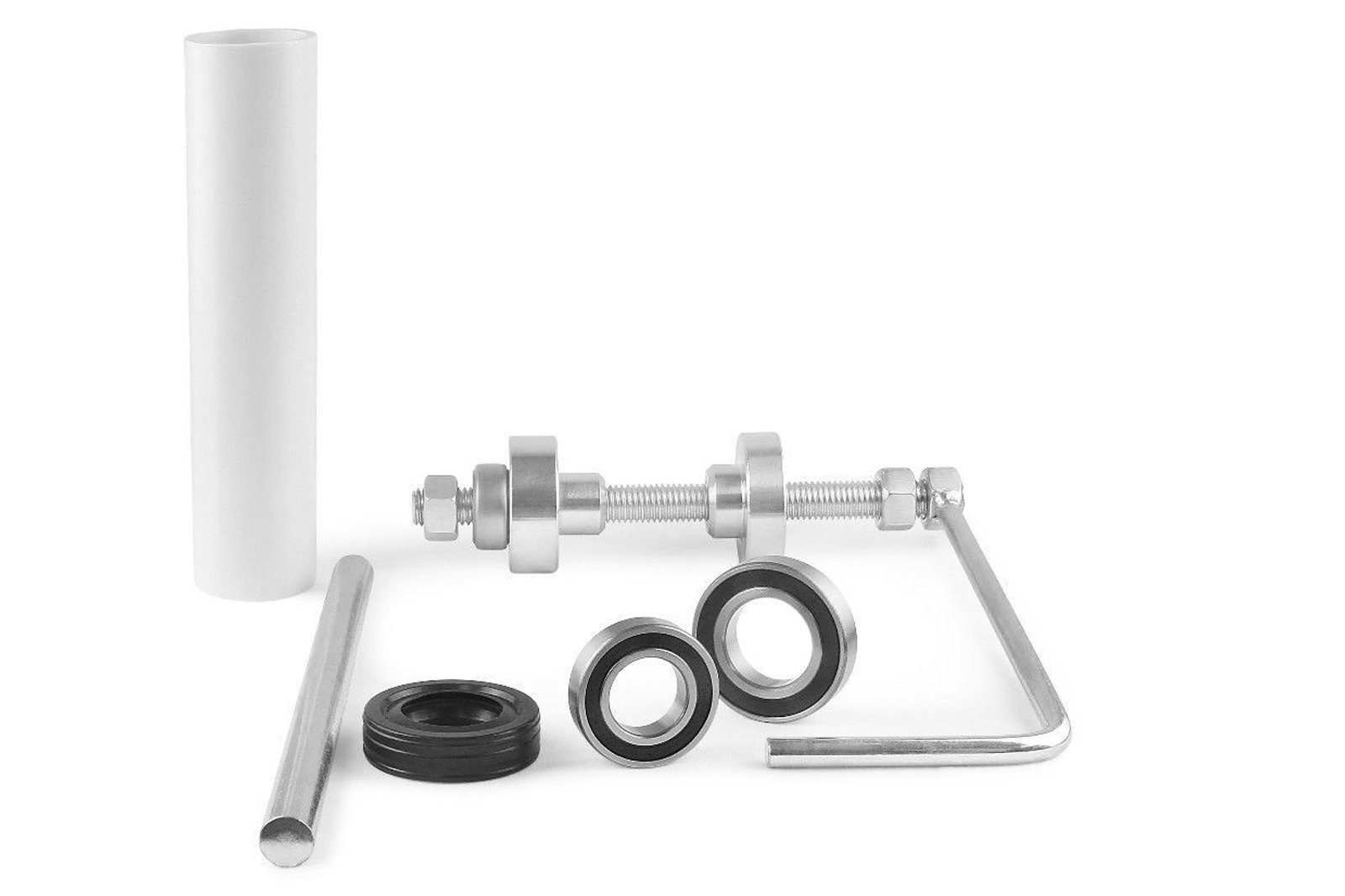 Ximoon Bearings and Install Tool Fits Whirlpool,Maytag, Cabrio Bravo W10447783, AP5325072, 2119011, PS3503307