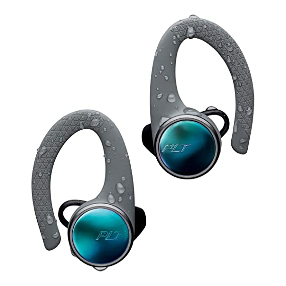 46a68585ac0 Image Unavailable. Image not available for. Color: Plantronics BackBeat FIT  3100 True Wireless Earbuds, Sweatproof and Waterproof ...