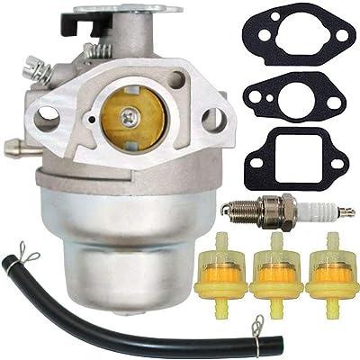 GCV160 Carburetor for Honda HRT216 HRR216 GCV160a HRS216 - Carburetor for Honda GCV160: Garden & Outdoor