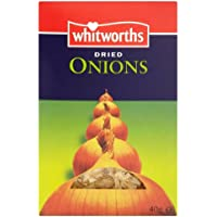 Whitworths Cebollas Secas (40g) (Paquete de 2)