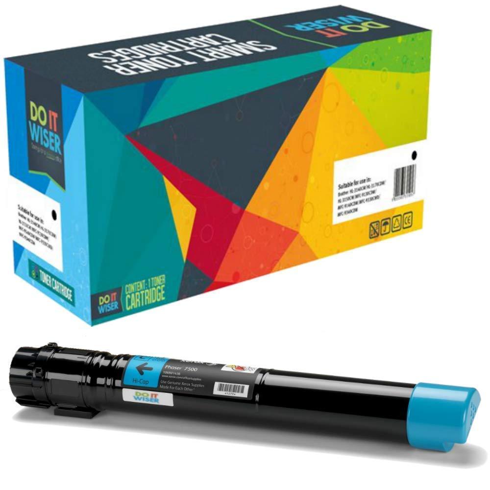 Toner Alternativo ( X1 ) Alta Capacidad Cyan 7500 7500N 7500DN 7500YDN 7500DT 7500YD 7500DX 106R01436