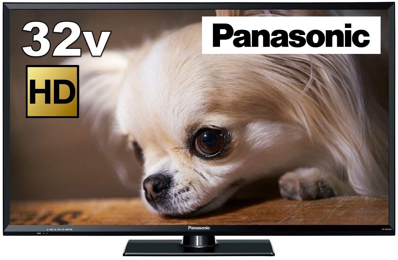 Panasonic 32V型 液晶 テレビ VIERA TH-32F300