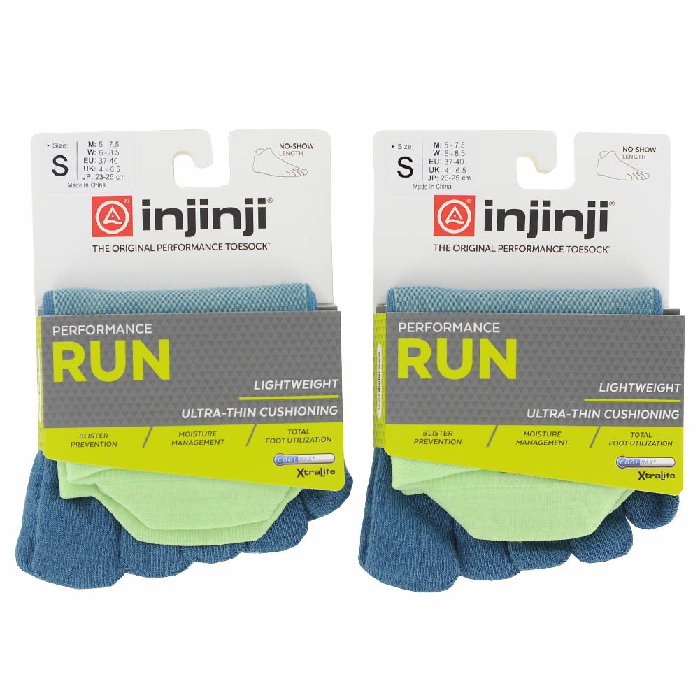 Amazon.com: Injinji Unisex Run ligero ultra delgado ...