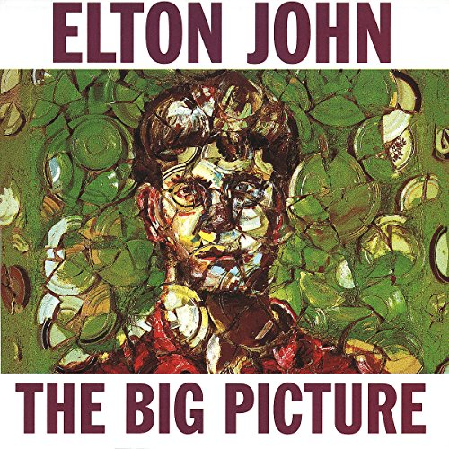 Vinilo : Elton John - The Big Picture (2 Disc)