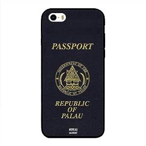 iPhone 5/ 5s/ SE Case Cover Palau Passport, Moreau Laurent Designer Phone Cases & Covers