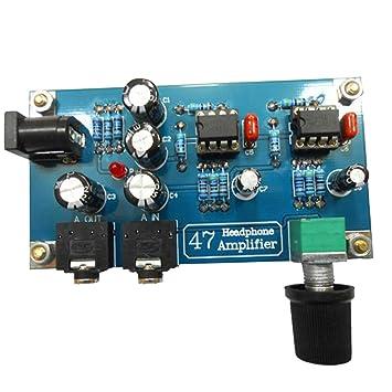 Gazechimp DIY Audio Stereo Power: Amazon.de: Elektronik