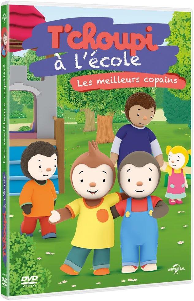 T Choupi A L Ecole Les Meilleurs Copains Amazon Fr Lionel