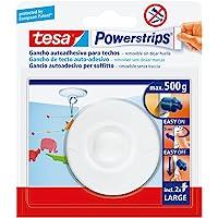 TESA 58029-00021-01 58029-00021-01-Gancho Techo Blanco Powerstrips hasta 1
