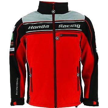 Honda Racing British Super Bikes BSB Soft Shell Chaqueta Oficial 2017