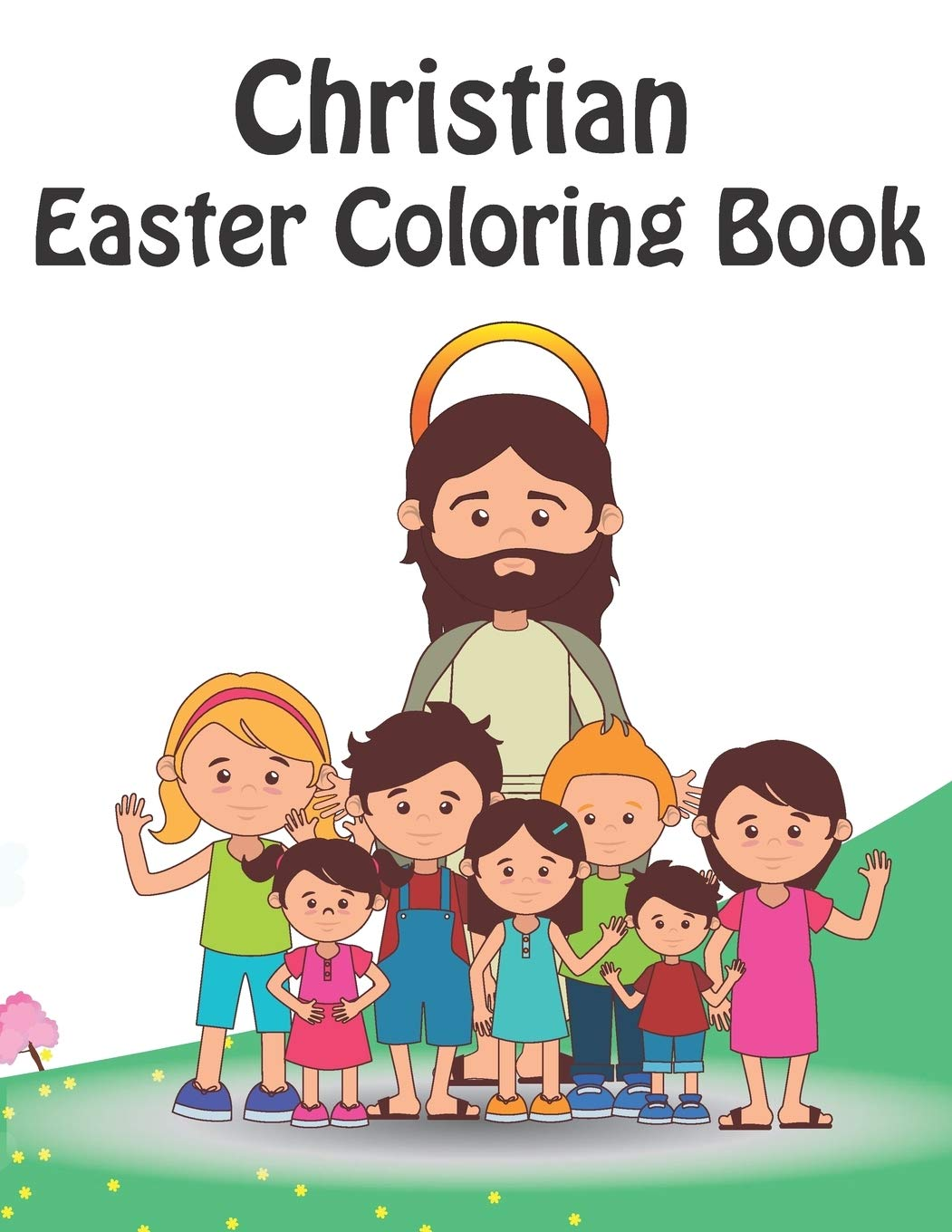 15 Easter Coloring Pages [Religious] Free Printables for Kids | 1360x1051