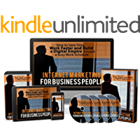 Internet Marketing For Business People Video Upgrade: Would You Like To Discover A Shortcut To Saving Time, Working Faster and Building a Digital Empire Around a Busy Work Schedule, Even Faster?