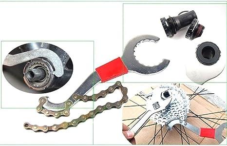 Qewmsg Bicicleta reparación Herramienta Bicicleta MTB Bicicleta ...
