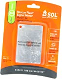 Advanced Medical Kits Rescue Flash Signal Mirror