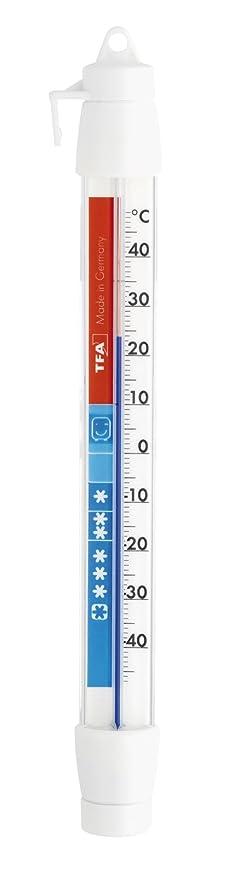 Compra TFA Termómetro de Nevera y congelador Conforme EN1345 ...