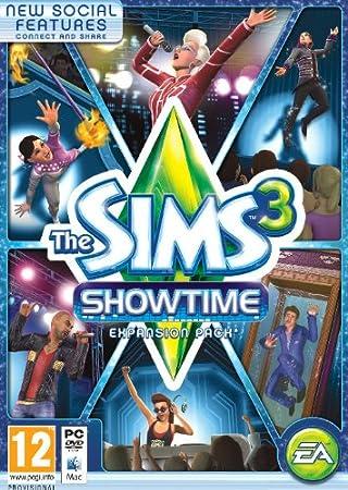 The Sims 3 Showtime Elektronik