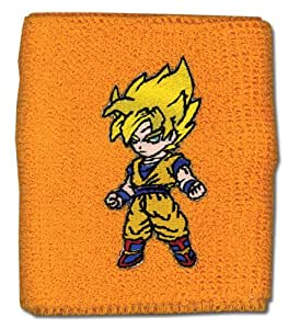 Dragon Ball Z Super Saiyan Goku Muñequera