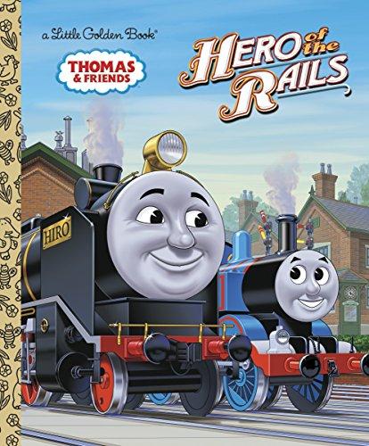 Hero of the Rails (Thomas & Friends) (Little Golden Book) (Thomas The Tank Engine Man)