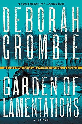 Book Cover: Garden of Lamentations: A Novel