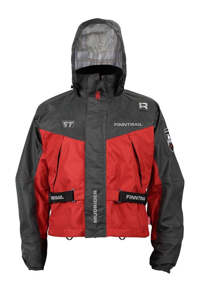 Waterproof Jacket - Finntrail Mudrider Red XXL