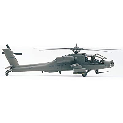 Revell 1: 48 Ah64 Apache Helicopter: Toys & Games