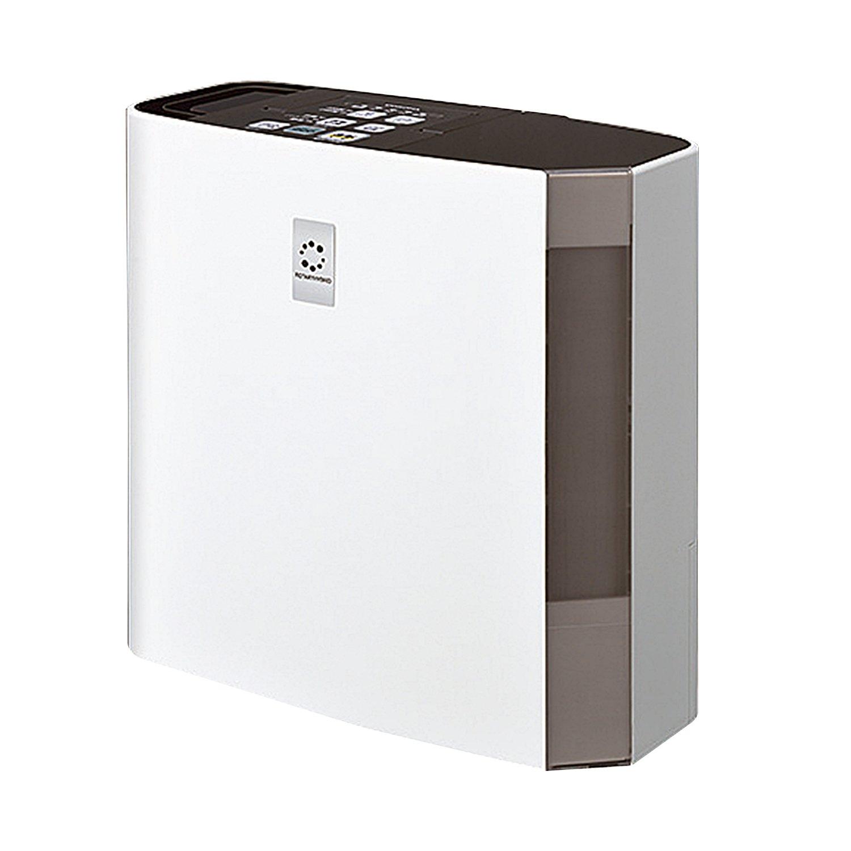 コロナ 4.0L ハイブリッド式加湿器 500mLタイプ (木造和室8.5畳まで/プレハブ洋室14畳まで) チョコブラウン UF-H5016R(T) B01L0Y63F0