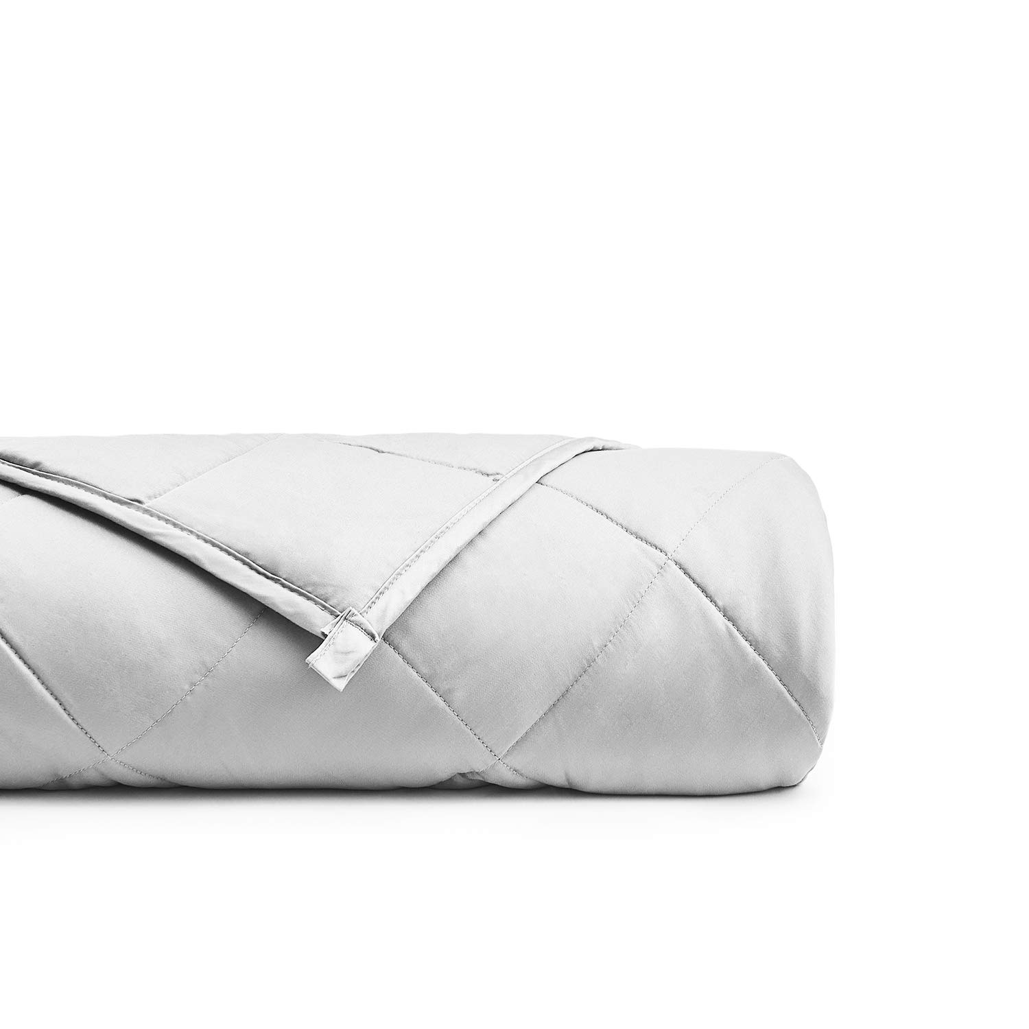 """YnM Bamboo Weighted Blanket with 100% Pure Natural Bamboo Viscose 