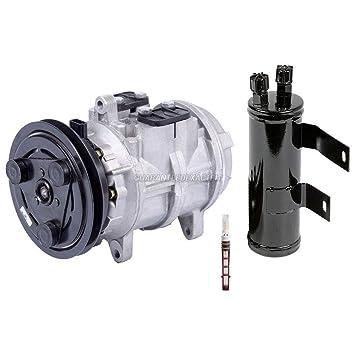 Amazon com: AC Compressor w/A/C Drier & Exp For Ford E150