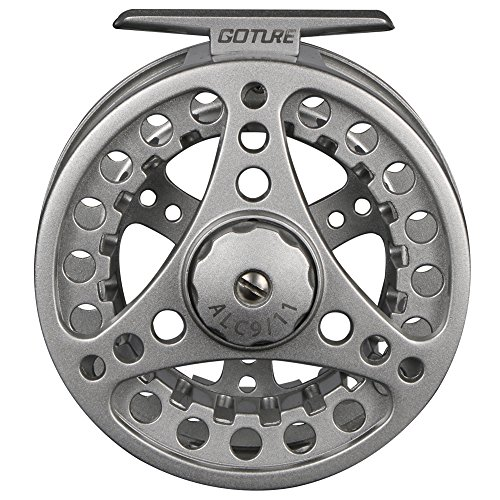 Goture Fly Fishing Reels Diecast Trout Large Arbor 5/6 7/8 9/10 2+1BB