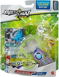 Mattel (MCJG9) Tornado Battleclaw Figure, Multicolor