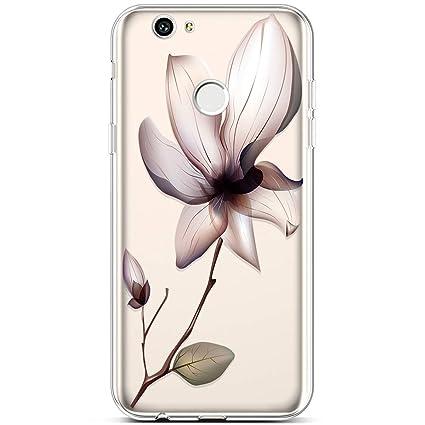coque huawei nova fleur