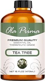 Ola Prima 16oz - Premium Quality Tea Tree Essential Oil (16