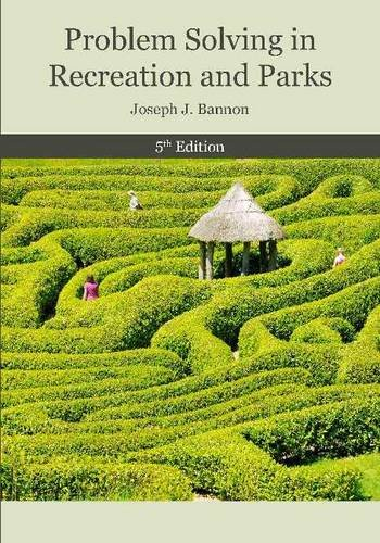 Problem Solving in Recreation & Parks pdf