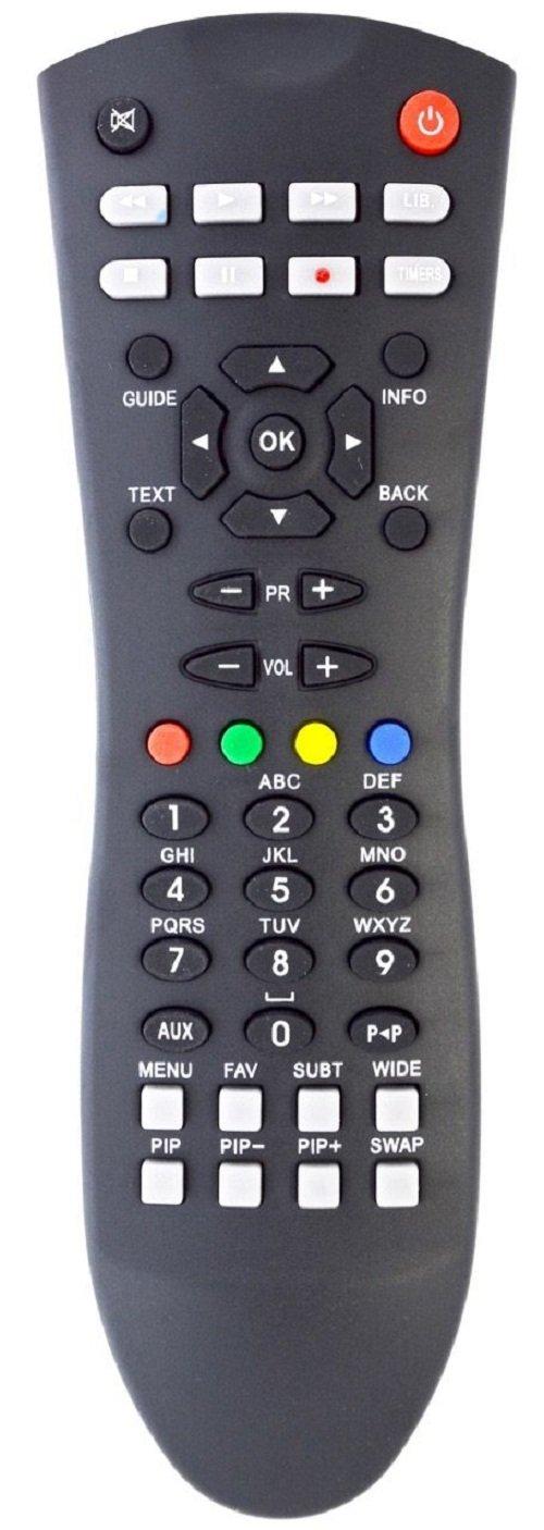 Genuine TV Remote Control for Hitachi  L42VK06U B