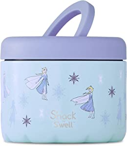 S'well Container-24 Fl Oz-Queen of Arendelle Stainless Steel Food Container, 24oz