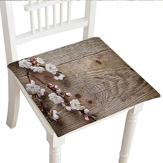 Cojines decorativos clásicos para silla (14