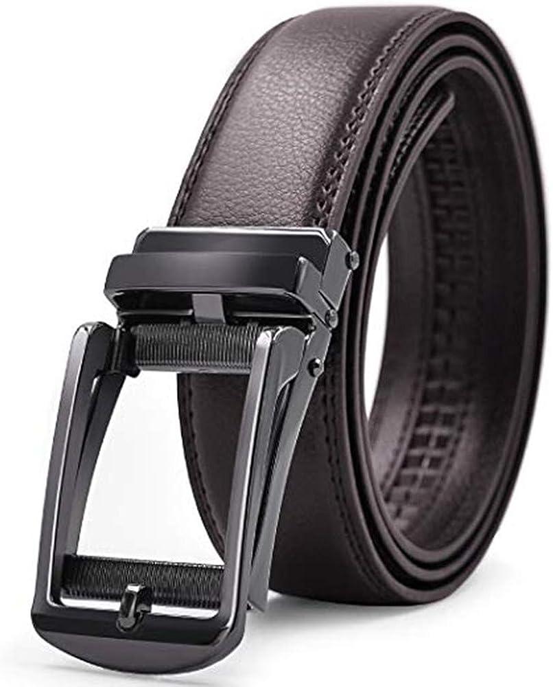 Acexy Cinturón Para Hombres Cinturones de hebilla cinturón casual ...