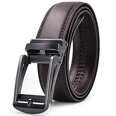 Acexy Cinturón Para Hombres Cinturones de hebilla cinturón ...
