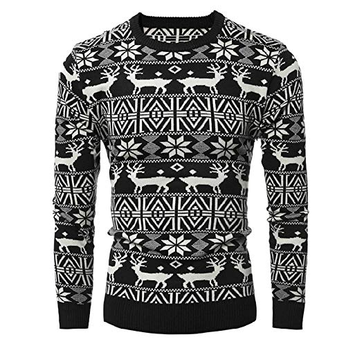 AKIMPE Mens Autumn Winter 3D Print Long Sleeve Hooded Sweatershirt Top Blouse