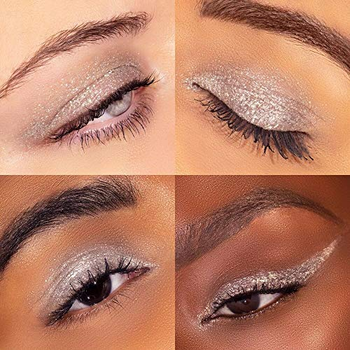 Shadowsense Creme To Powder Eye Shadow (Platinum Glitter)