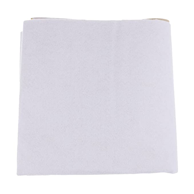 0.5//1 Meter 200g Self Adhesive Cotton Batting Lining Handmade Interlining Cotton
