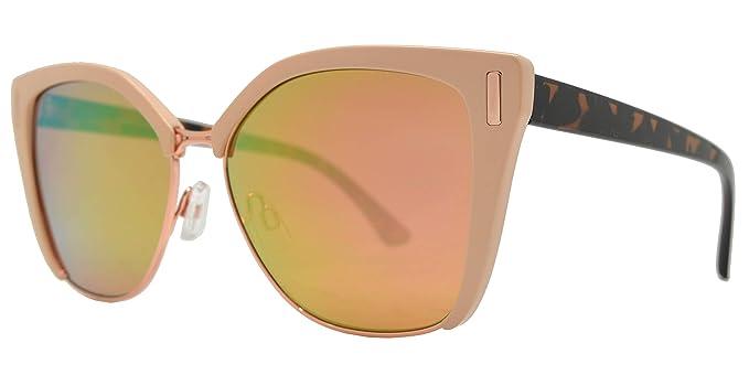 Amazon.com: Gafas de sol para mujer, diseño de gato, M: Clothing
