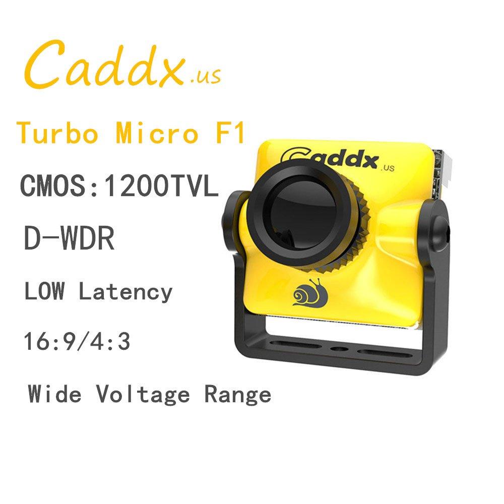 Caddx FPV Camera, Turbo Micro F1 FPV Came 1/3