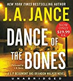 Dance of the Bones Low Price CD: A J. P. Beaumont and Brandon Walker Novel