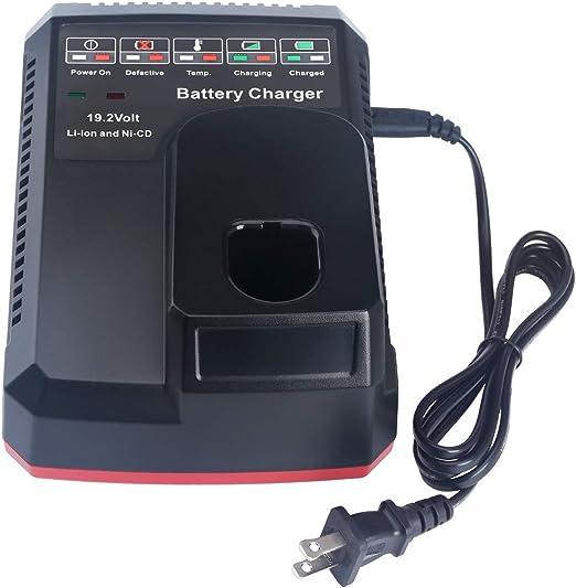 Amazon.com: Biswaye Cargador de batería para Craftsman C3 ...